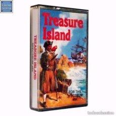 Videojuegos y Consolas: TREASURE ISLAND / LA ISLA DEL TESORO / JUEGO SPECTRUM CINTA / MICRO 1984. Lote 80198089