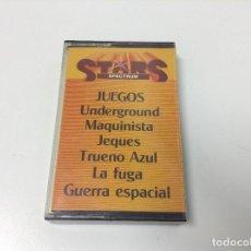 Videojuegos y Consolas: 3 STARS ( 6 JUEGOS ) SPECTRUM. Lote 80327673