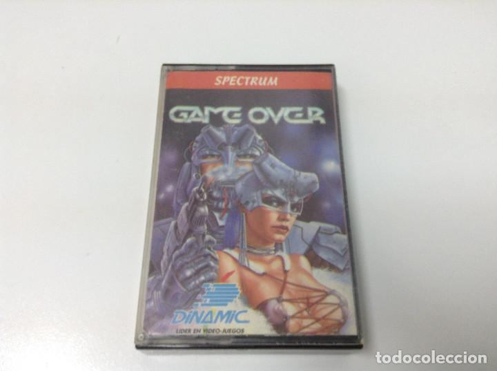 GAME OVER . SPECTRUM (Juguetes - Videojuegos y Consolas - Spectrum)