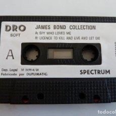 Videojuegos y Consolas: JAMES BOND COLLECTION PARA SPECTRUM . Lote 80594046
