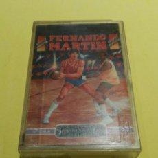 Videojuegos y Consolas: VIDEOJUEGO SPECTRUM FERNANDO MARTÍN BASKET. Lote 83447108