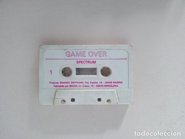 GAME OVER (Juguetes - Videojuegos y Consolas - Spectrum)