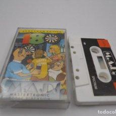 Videojuegos y Consolas: JUEGO CASSETTE MAD M.A.D. 18 SPECTRUM SINCLAIR ZX 48 128K.COMBINO ENVIO.. Lote 86407444