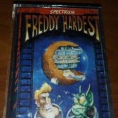 Videojuegos y Consolas: JUEGO SPECTRUM DINAMIC FREDDY HARDEST 1 Y 2. Lote 86440308