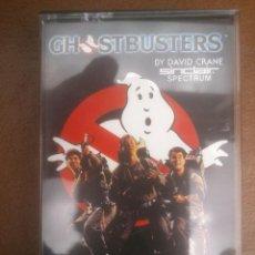 Videojuegos y Consolas: JUEGO SPECTRUM CASSETTE GHOSTBUSTERS ACTIVISION 1984. Lote 86496224