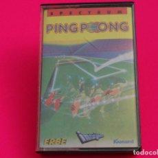 Videojuegos y Consolas: PING PONG IMAGINE PING-PONG SPECTRUM. Lote 86755464