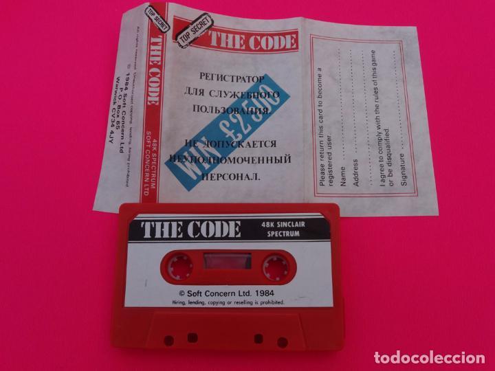 Videojuegos y Consolas: THE CODE SPECTRUM - Foto 2 - 86756400