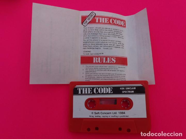 Videojuegos y Consolas: THE CODE SPECTRUM - Foto 3 - 86756400