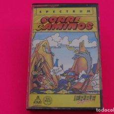 Videojuegos y Consolas: CORRE CAMINOS CORRECAMINOS ROAD RUNNER SPECTRUM. Lote 86756680