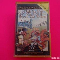 Videojuegos y Consolas: KANE SPECTRUM. Lote 86756856