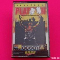 Videojuegos y Consolas: PLATOON SPECTRUM. Lote 86758076