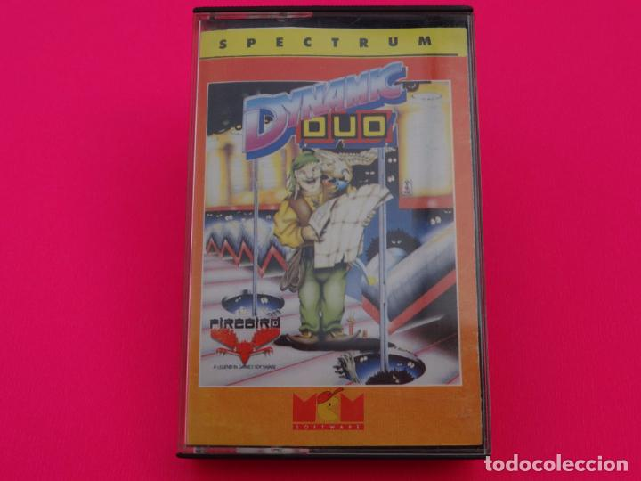 DYNAMIC DUO DINAMIC DUO SPECTRUM (Juguetes - Videojuegos y Consolas - Spectrum)