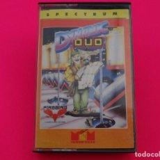Videojuegos y Consolas: DYNAMIC DUO DINAMIC DUO SPECTRUM. Lote 86758268