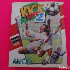 Videojuegos y Consolas: KICK OFF 2 SPECTRUM. Lote 86758672