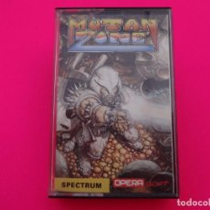 Videojuegos y Consolas: MUTANT ZONE OPERA SOFT SPECTRUM. Lote 86762968