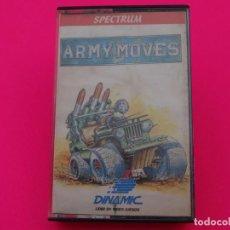 Videojuegos y Consolas: ARMY MOVES DINAMIC SPECTRUM. Lote 86763288