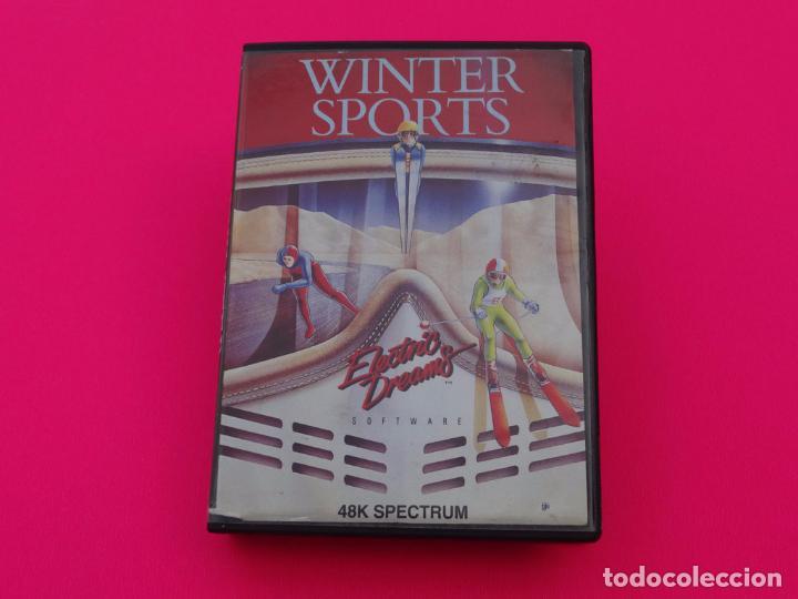 WINTER SPORTS SPECTRUM (Juguetes - Videojuegos y Consolas - Spectrum)