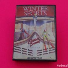 Videojuegos y Consolas: WINTER SPORTS SPECTRUM. Lote 86763420