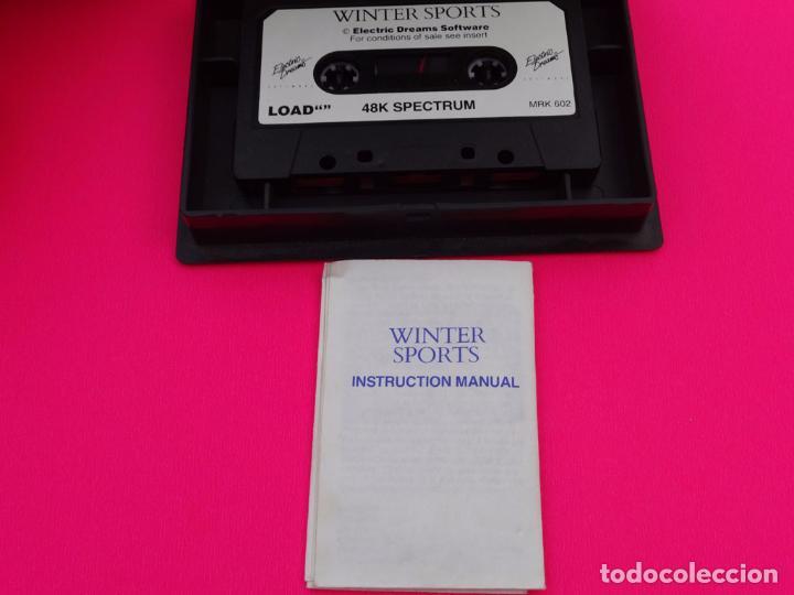 Videojuegos y Consolas: WINTER SPORTS SPECTRUM - Foto 3 - 86763420