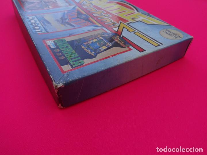 Videojuegos y Consolas: PACK BATTLE STATIONS OPERATION WOLF TYPHOON GUERRILLA WAR SPECTRUM - Foto 2 - 86763608