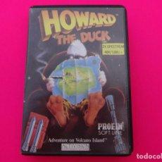 Videojuegos y Consolas: HOWARD THE DUCK HOWARD EL PATO SPECTRUM. Lote 86763824