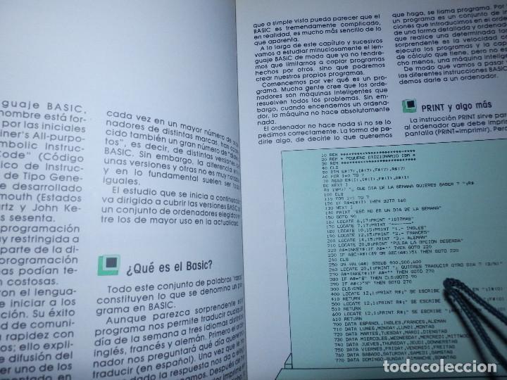 Videojuegos y Consolas: Informática paso a paso - 12 números del 1 al 12 - Basic - Spectrum . Z80 - Pascal - Ediciones Siglo - Foto 5 - 86976596