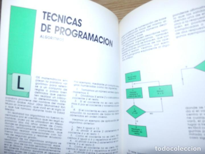 Videojuegos y Consolas: Informática paso a paso - 12 números del 1 al 12 - Basic - Spectrum . Z80 - Pascal - Ediciones Siglo - Foto 8 - 86976596