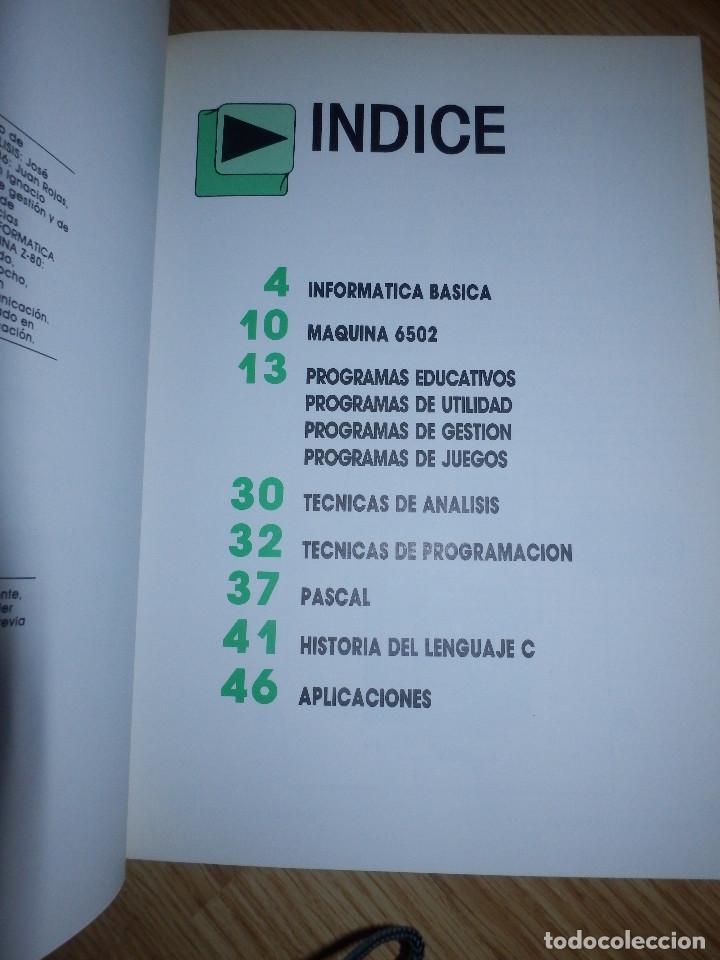 Videojuegos y Consolas: Informática paso a paso - 12 números del 1 al 12 - Basic - Spectrum . Z80 - Pascal - Ediciones Siglo - Foto 9 - 86976596
