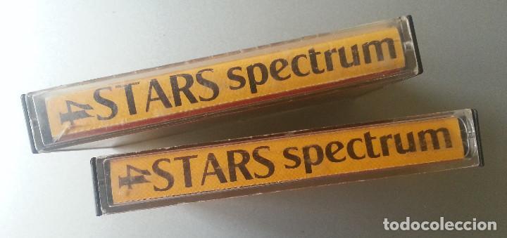 Videojuegos y Consolas: 4 STARS SPECTRUM DOS CASSETTE JUEGOS Y UTILIDADES - Foto 2 - 87117828