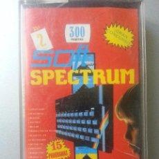 Videojuegos y Consolas: JUEGOS CASSETTE SOFT REVISTA DE ESPECTRUM Nº 2. Lote 87479048
