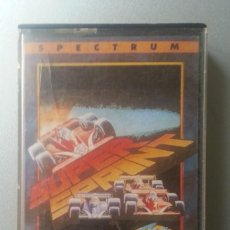 Videojuegos y Consolas: SUPER SPRINT THE HIT SQUAT SPECTRUM CASSETTE ERBE 1990. Lote 88754900