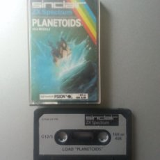 Videojuegos y Consolas: PLANETOIDS ALSO MISSILE SINCLAIR ZX SPECTRUM CASSETTE FROM PSION 1982. Lote 88756088