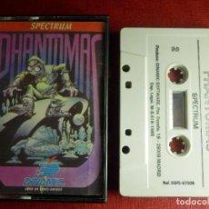 Videojuegos y Consolas: JUEGO ZX SPECTRUM Y COMPATIBLES - PHANTOMAS - DINAMIC - 1986. Lote 88931656