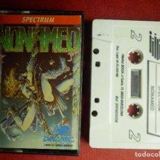 Videojuegos y Consolas: JUEGO ZX SPECTRUM Y COMPATIBLES - NONAMED - DINAMIC - 1986. Lote 88931876