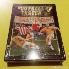 Videojuegos y Consolas: S.E.O. VIDEOJUEGO ¡NUEVO, PRECINTADO! FOOTBALL MANAGER 3 (1991). CAJA CARTÓN. SPECTRUM, AMSTRAD. Lote 89738084