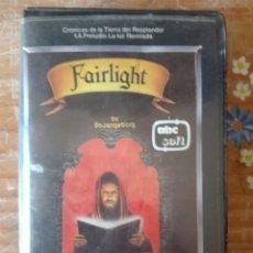 Videojuegos y Consolas: FAIRLIGHT JUEGO ORIGINAL SPECTRUM. Lote 90980025