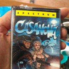 Videojuegos y Consolas: CASANOVA PARA SPECTRUM. Lote 94367686