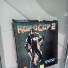 Videojuegos y Consolas: DISKETTE ROBOCOP 2 SPECTRUM RARO DIFICIL. Lote 94585607