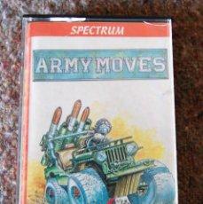 Videojuegos y Consolas: JUEGO 48 K SINCLAIR ZX SPECTRUM - ARMY MOVES - DINAMIC - AÑO 1986. Lote 95187599