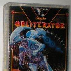 Videojuegos y Consolas: OBLITERATOR [PSYGNOSIS] 1989 - DRO SOFT [ZX SPECTRUM]. Lote 95193827