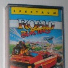Videojuegos y Consolas: ROAD BLASTERS [US GOLD] 1988 ATARI GAMES / ERBE SOFTWARE [ZX SPECTRUM]. Lote 95227835