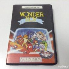 Videojuegos y Consolas: WONDER BOY SPECTRUM. Lote 95481883
