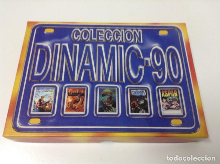COLECCION DINAMIC-90 SPECTRUM (Juguetes - Videojuegos y Consolas - Spectrum)