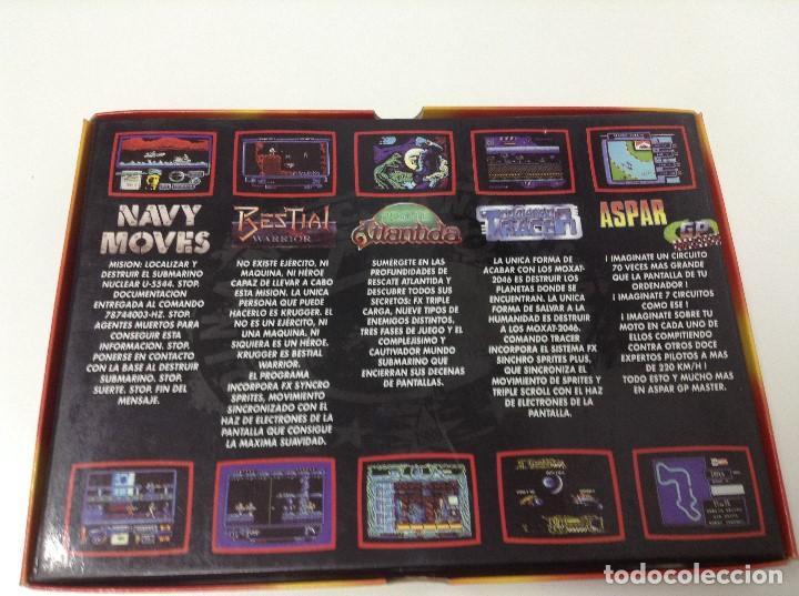 Videojuegos y Consolas: COLECCION DINAMIC-90 SPECTRUM - Foto 2 - 95484499