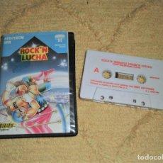 Videojuegos y Consolas: SINCLAIR ZX SPECTRUM 48K - ROCK 'N LUCHA (ROCK 'N WRESTLE) (MELBOURNE) EDICIÓN ESTUCHE ERBE. Lote 95964847