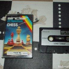 Videojogos e Consolas: CHESS SINCLAIR/PSION. SPECTRUM. Lote 210559558