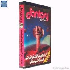 Videojuegos y Consolas: DOOMSDAY CASTLE / JUEGO SPECTRUM CINTA / FANTASY SOFTWARE 1983. Lote 96428387