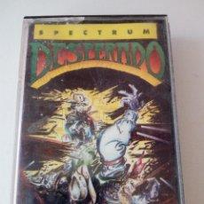 Videojuegos y Consolas: ANTIGUO JUEGO SPECTRUN, DESPERADO. . Lote 97491519