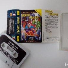 Videojuegos y Consolas: MAGIC CARPET. MASTERTRONIC. JUEGO DEL SPECTRUM 16/48K. 1984.. Lote 98513779