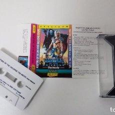Videojuegos y Consolas: MASTERS OF THE UNIVERSE. GREMLIN. ERBE SOFTWARE. JUEGO DEL SPECTRUM. 1988.. Lote 98513871